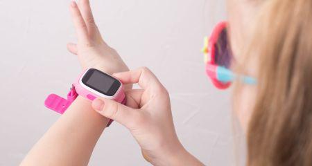 digital kids' watches
