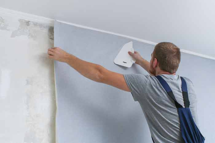 The Best Way To Hang A Wallpaper Border