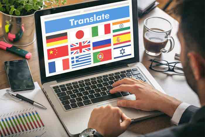 Four Different Types of translation