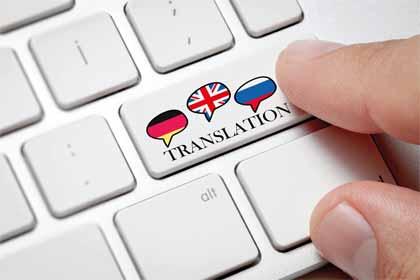Literature translation